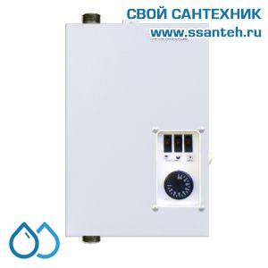 14331 ТЕПЛОТЕХ, ЭВП - 4,5М Котел электрический настенный, мощность – 4,5/3/1,5 кВт т/регулятор