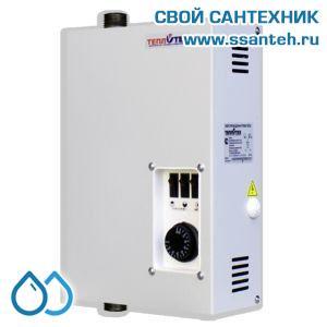 14332 ТЕПЛОТЕХ, ЭВП - 6М Котел электрический настенный, мощность - 6/4/2 кВт т/регулятор