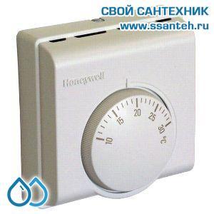 15757 HONEYWELL T8078C1009 Контроллер для фэн-койлов и кондиционирования 10-30С, 230В, ПИ-рег, нагрев/охл