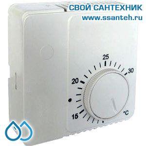 16323 HERZ 1779025 Электронный регулятор комнатной температуры (термостат), 24В, 10-30C (+-0,2K), реле