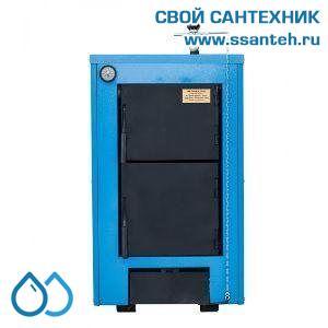 17467 ГЕЙЗЕР ПК-15  Котел твердотопливный пиролизный с естественной тягой 15 кВт