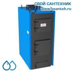 18221 ГЕЙЗЕР ПК-100 Котел твердотопливный пиролизный с естественной тягой 100 кВт