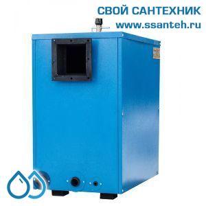 18223 ГЕЙЗЕР ПК-10  Котел твердотопливный пиролизный с естественной тягой 10 кВт