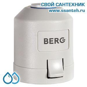 20510 BA30NC-230 Термоэлектрический привод для зонного регулирования, 2-pt, 100Н, 230Vac, 2,5мм, 2мин, NC