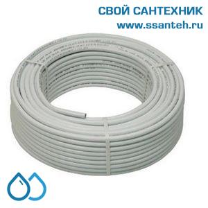 06112 Труба AQUAHEAT PP-R-/AL/-PP-R 110°C-1,0 МПа 32 х3 (50) бухта