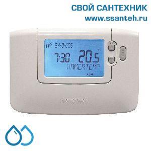 07033 Honeywell CMT907A1041 Комнатный хронотермостат CM907, 5-35С, SPDT, 230В, 8(3)А, эко режим, прогпамма 7 дней на 24 часа, PI-регулятор